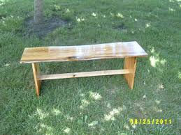 Outdoor Storage Bench Diy by Simple Outdoor Bench Benches Simple Wooden Garden Bench Plans
