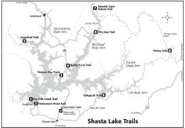 United States Map With Mileage Scale by Shasta Lake Maps Shastalake Com