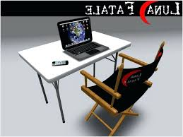 Computer Desk And Chair Combo Portable Desk And Chair Combo Correctly Willow Tree Audio