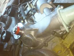 Ford Explorer Water Pump - waterpump internal seal is leaking diesel forum thedieselstop com