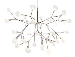 small chandelier pendant lighting heracleum ii small led suspension pendant by moooi modern shop