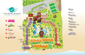 Map Of Cancun Hacienda Tres Rios Map Image Gallery Hcpr