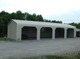 simple lines metal carport garage garage designs and ideas image of metal carport garage design