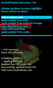 how to reset android how to factory reset your android phone