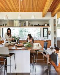 20 modern home eat in kitchens dwell