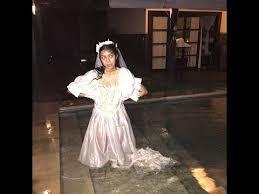 wedding dress di bali sharifah sakinah bridal shower di bali