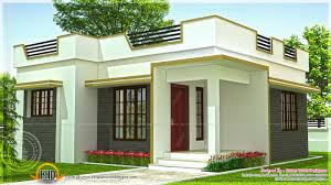Home Disign Neat And Simple Small House Plan Kerala Home Design Floor Within