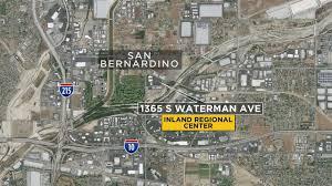 Map Of San Bernardino California What We Know About The Inland Regional Center In San Bernardino