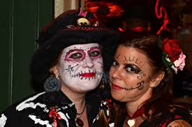 day of the dead comes to new orleans photos