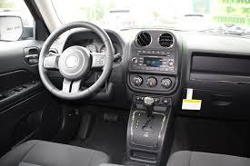 jeep patriot black rims used one owner 2017 jeep patriot latitude new tazewell tn