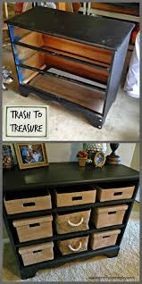 Upcycled Drawer Pet Bed Diy by Revamping A Chest Of No Drawers Diy Furniture Pinterest