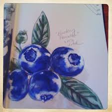 sketch every day 1 15 11 love paper paint