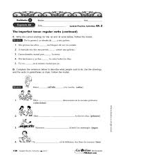 preterite tense worksheets free worksheets library download and