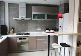 Idee Deco Cuisine Moderne by Indogate Com Cuisine Moderne Blanc Et Bois
