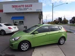 2014 hyundai accent for sale 2014 hyundai accent gs in detroit mi auto sales inc