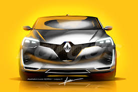 renault symbioz house and autonomous 2019 renault clio mk5 rendered based on the symbioz concept