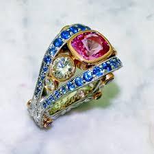 designer rings custom designer rings elichai