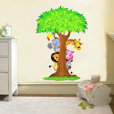 wall ideas zebra print wall decor stickers animal head wall