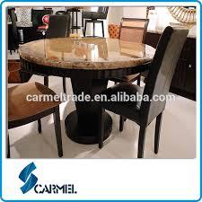 Granite Top Dining Table Set - round granite dining table luxury granite top 48 inch round dining