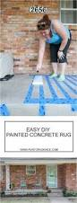 How To Clean A Concrete Patio by Best 25 Painting Concrete Ideas On Pinterest Painting Concrete
