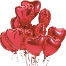 heart balloons i swear i could die if i this heart balloons as a