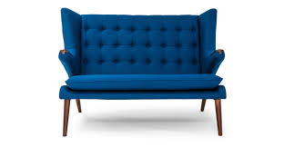 country style sofa loveseat