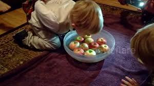 halloween fails boy 3 tries apple bobbing for halloween fails youtube