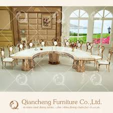 Stainless Steel Dining Room Tables by Led Dining Table Led Dining Table Suppliers And Manufacturers At