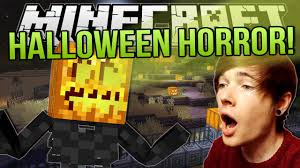 kill the pumpkin king minecraft halloween horror minigame