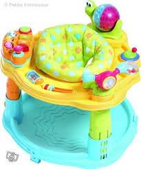 table d activité avec siege rotatif centre d activité et porteur baby sun offre lot et garonne 47000