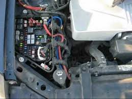 cadillac cts battery location how to completely install a after market amp in a cadillac cts