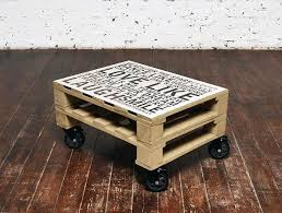 Diy Wood Pallet Coffee Table by Wood Pallet Tables Google Search Furniture Diy Pinterest