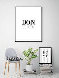 bon appetit kitchen collection one for all the gin gincident poster home