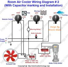 ac condenser fan motor wiring diagram saleexpert me