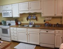 Easy Kitchen Cabinet Makeover Inexpensive Kitchen Makeover Paint Your Cabinets Marythekaytheblog