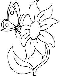 fiori disegni disegni da colorare animali e fiori l idea migliore e pi禮
