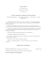sample resume for software qa engineer