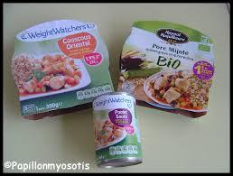 plats cuisin weight watchers avis test produits plat cuisine weight watchers gamme bio raynal et