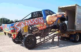 brand monster truck australia patrick