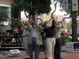 shofar blew teaching how when where shofar call international