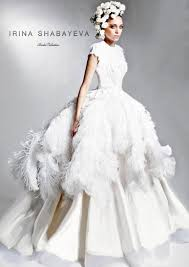 irina shabayeva couture feather queen elizabeth ball gown style