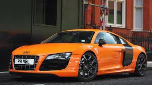 bright orange cars cars orange audi r8 wallpaper 103316