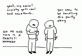 Social Anxiety Meme - social anxiety athicketofmusings