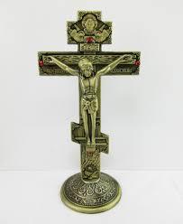 Catholic Home Decor Popular Standing Cross Decor Buy Cheap Standing Cross Decor Lots