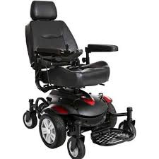 Drive Wheel Chair Titan Axs Power Wheelchair Mid Wheel Drive Power Chair
