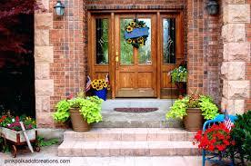 front doors front door decorating ideas for winter diy front