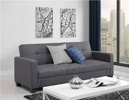 dhp furniture leighton storage futon