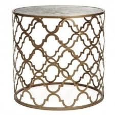 Moroccan Side Table Moroccan Nesting Tables Foter