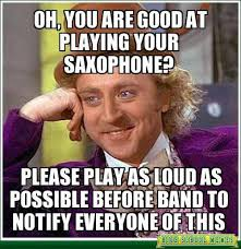 Clarinet Player Meme - 2865 best band images on pinterest jokes music and bands