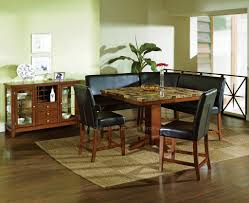 Granite Dining Room Tables by Awesome Sectional Dining Room Table Gallery Rugoingmyway Us